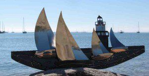 Sails on the Bay