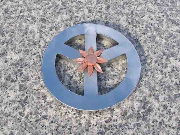 Wall Hanging - Peace Sign